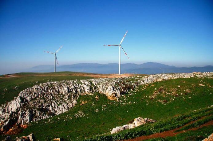 AY-YILDIZ Wind Power Project