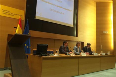 Plan de ayuda al sector vitivinícola por sus esfuerzos en la mitigación del cambio climático