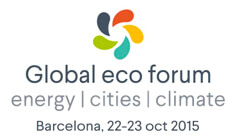 El Global Eco Forum 2015 serà neutre en emissions