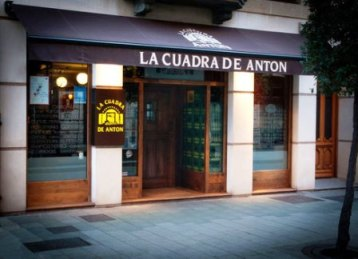 La Cuadra de Antón: home-made, innovative and sustainable cooking