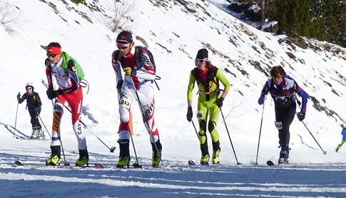 Font Blanca is the first mountain ski race to become emission neutral with Clean CO2