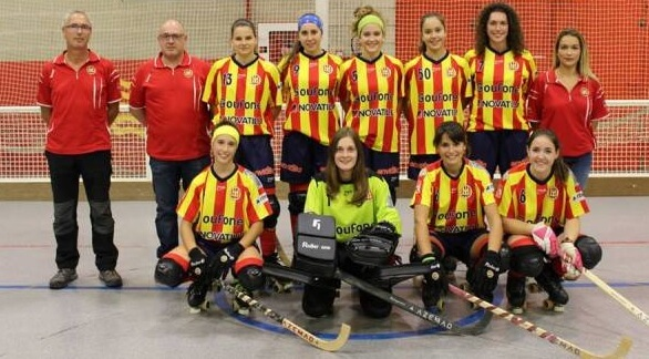 The Women's Cup Final Four of Hockey Skates will be emission neutral with Lavola