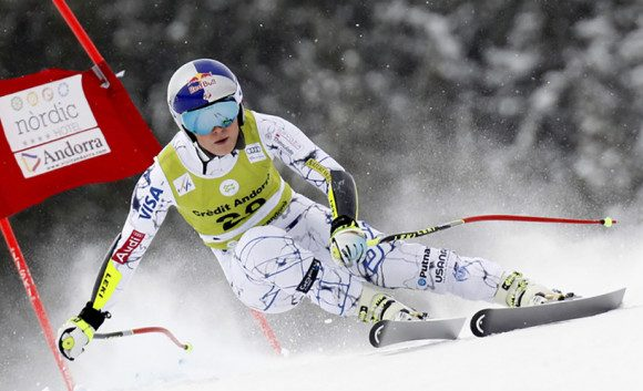 The final of the FIS Alpine Skiing European Cup calculates and offset its carbon footprint