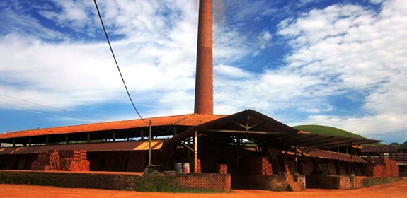 Argibem, São Sebastião i Vulcão, Ceramics Project