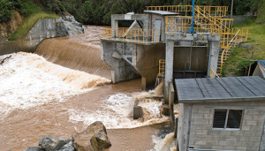Caruquia Small Hydroelectric Project