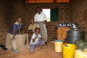 Shimba Hills Cookstove Project