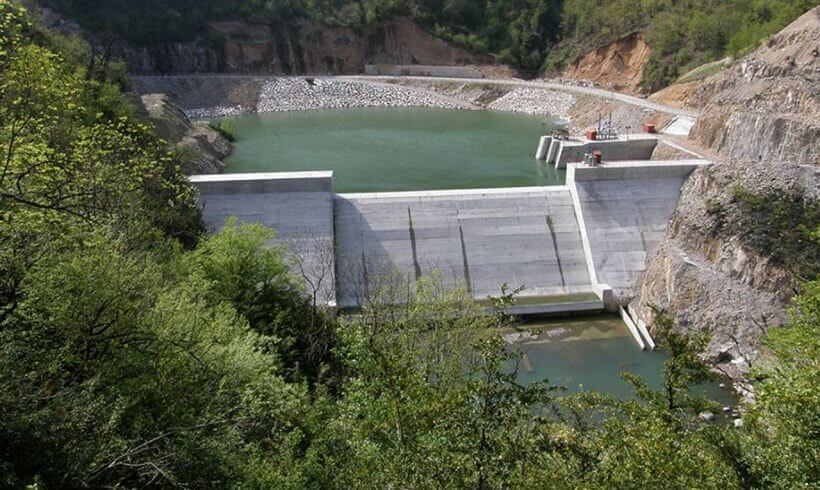 Darica Hydro Power Plant Project