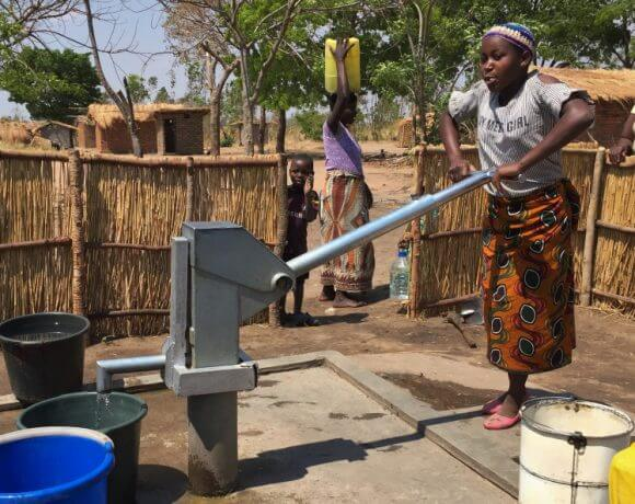 Malawi Borehole Project