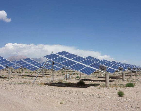 Qinghai Delingha Xiehe Bundled Solar PV