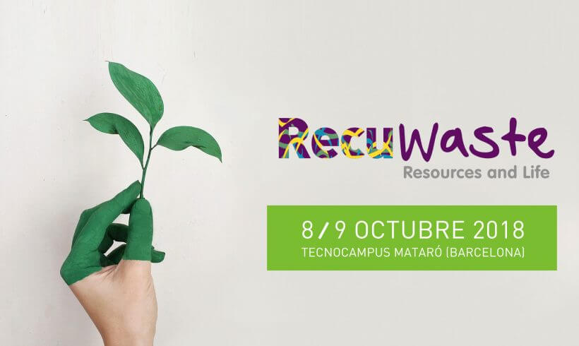 Recuwaste 2018 event commits itself and offsets its carbon footprint