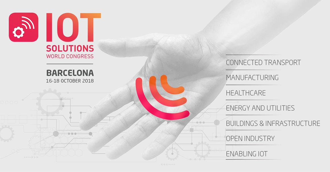 El IoT Solutions World Congress 2018 implicado en la lucha contra el cambio climático
